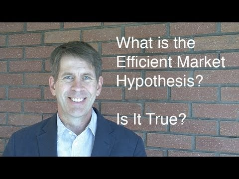 What Is The Efficient Market Hypothesis? EMH Theory Explained