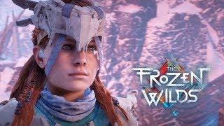 HORIZON ZERO DAWN THE FROZEN WILDS - Início de Gameplay da DLC! (Em Português)