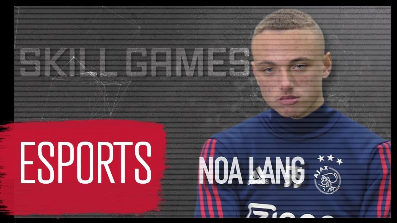 Fifa Skill Games 28 Noa Lang Youtube