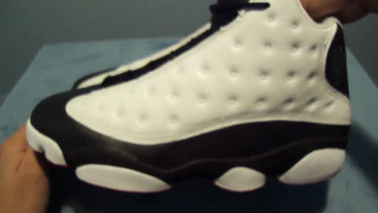 ab24ce4b96e4 Nike Air Jordan 13 Retro CDP XIII 2008 - YouTube