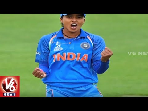 India Beat West Indies By 7 Wickets In ICC Women's World Cup 2017 | V6 News