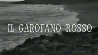 """SCENEGGIATO TV RARISSIMO  """"IL GAROFANO ROSSO"""" di Elio Vittorini"""