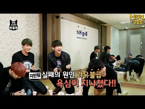 [INDO SUB] [ENG SUB] 150608 STARCAST: BTS 'Lucky or Not EP 5  LAST EP 컵쌓기 (CUP STACKING)