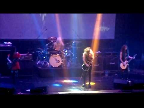 Marty Friedman Undertow & Dragon's Mistress Buenos Aires 2018