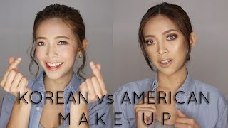 Korean VS American Makeup | Bisaya Edition