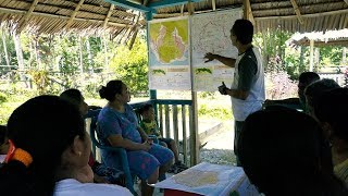 Mapping traditional forests in Maluku, Indonesia