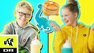Pandekage Challenge med Anna og Frederik fra Klassen | Ultra