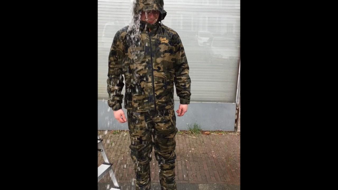 Prologic Bank Bound 3 Season Camo Fishing Jacket