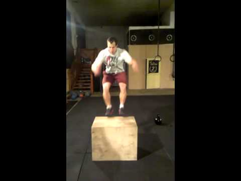 Swing box jump skl