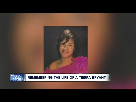 Celebration of life for Tierra Bryant, young woman killed who went missing in March 2015