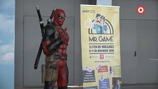 Els videojocs arriben a Reus amb la fira MR.GAME