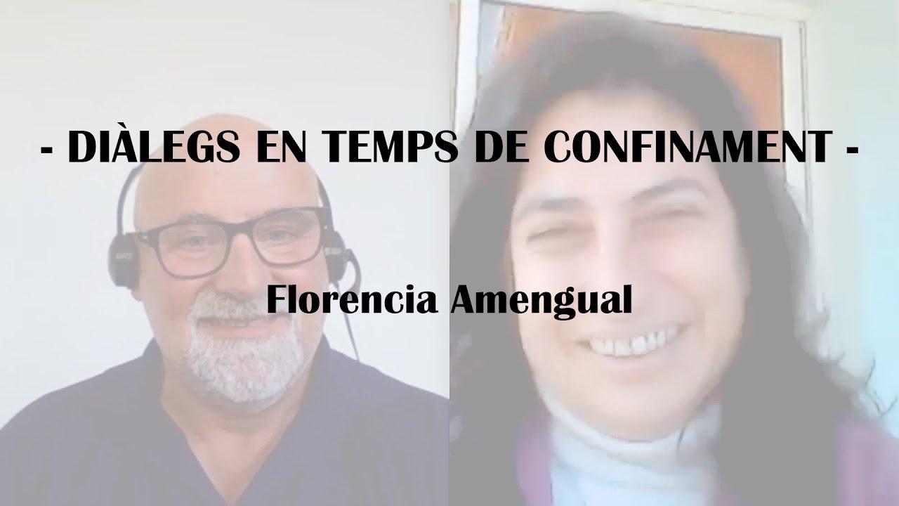 Parlem amb Florencia Amengual, que ens explica com ha viscut el confinament des d'Argentina.