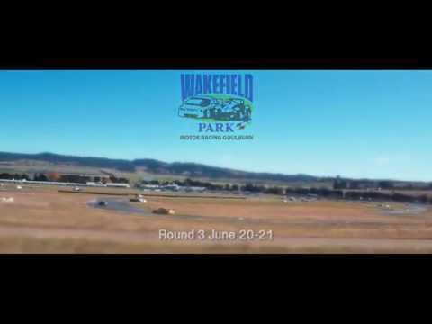 NSW Production Touring Cars CAMS NSW Championship Round 3 2015 teaser