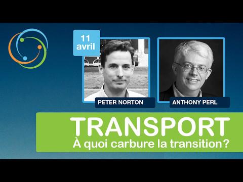 Symposium Trottier - Transport: à quoi carbure la transition? - Jour 1 (version originale anglaise)