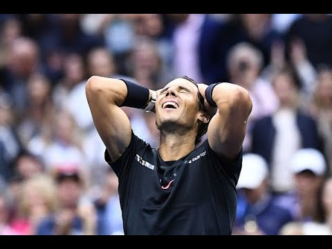 Топ-5 моментов финала US Open Надаль — Андерсон