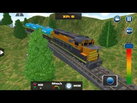 Indian Train Oil Tanker Transport:Train Games 2017