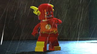 LEGO BATMAN 2 - THE FLASH FREE ROAM GAMEPLAY(, 2014-11-03T16:00:06.000Z)