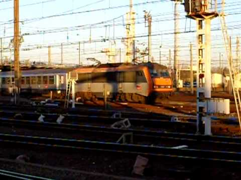 Bb 26 047 ter bordeaux toulouse youtube for Ter toulouse