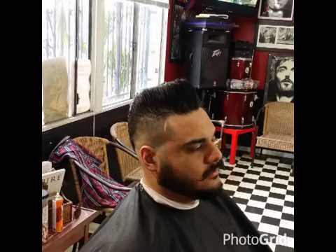 Rockabilly Psychobilly Greaser Hair Styles Youtube