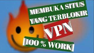 Gambar cover cara membuka situs yang di blokir|hola VPN