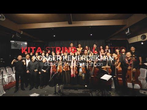 KITA STRING UNLIMITED - Konser Kemerdekaan (Video Teaser)