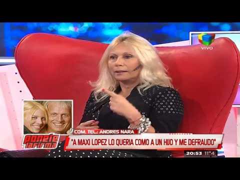 """Andrés Nara: """"Con Maxi nos puteamos y agarramos mal"""""""