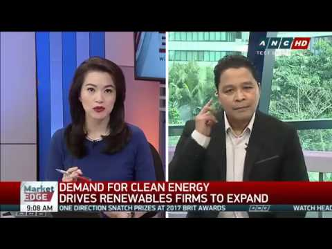 Market Edge on ANC with Pure Energy President and COO Gary Espino