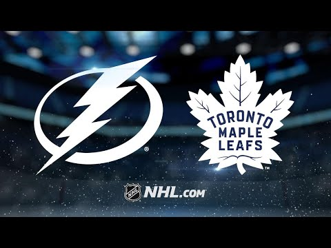 Vasilevskiy, Lightning blank Maple Leafs, 2-0