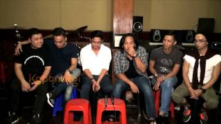 Grup Band Ungu Lakukan Audisi Untuk Penerus Kariernya