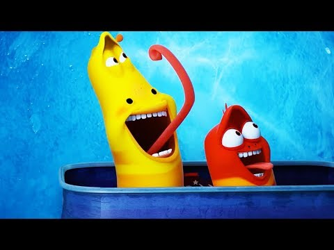 LARVA - BOBSLEIGH | Cartoons For Children | LARVA Full Episodes | Cartoons For Children