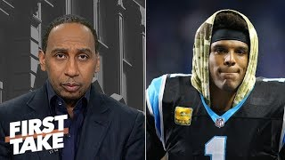 Ron Rivera didn't believe in defense on 2-point conversion call - Stephen A. | First Take