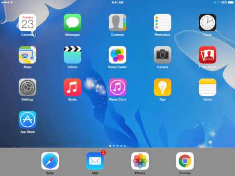 Hide Dock Folders Background In Ios 11 Iphone Ipad