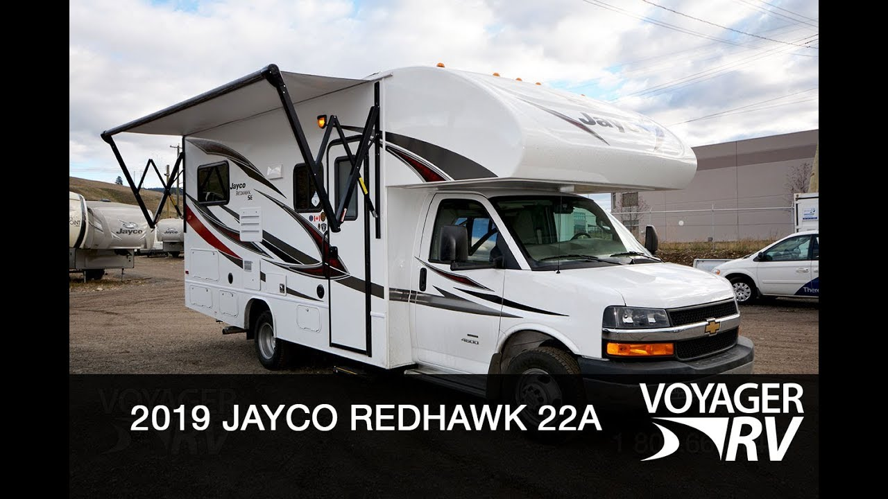For Sale: New 2019 Jayco Redhawk SE 22A Class C| Voyager RV