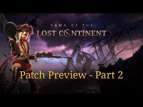Blade & Soul: Dawn of the Lost Continent Patch Preview - Part 2