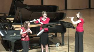 NNU Flute Trio Hovhaness 1 The Spirit of the Ink