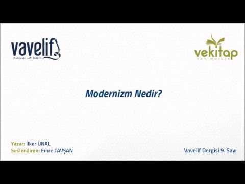 Modernizm Nedir?
