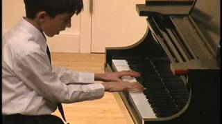 Ben Gottesman Piano - Rudolph the Red-Nosed Reindeer