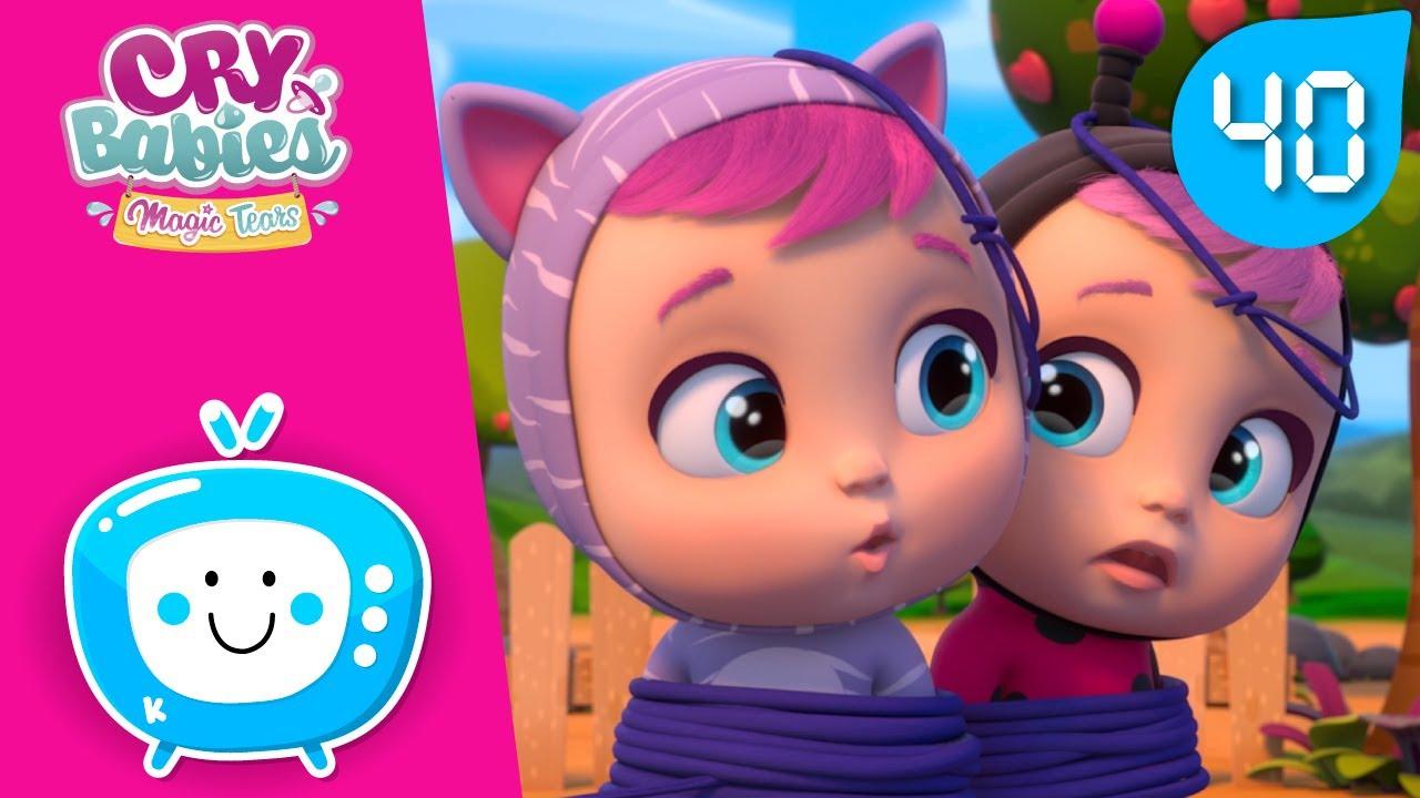 Novas aventuras! ☀️🌈 CRY BABIES 💦 MAGIC TEARS 💕 Episódios Completos 🌈 DESENHOS para crianças