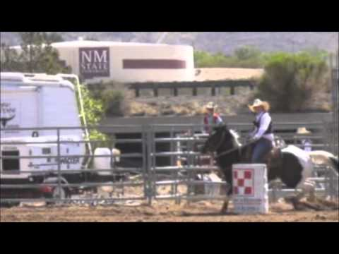 Mesalands Community College Rodeo Video 2014