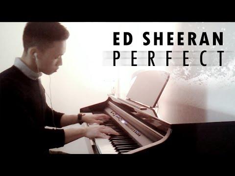 Ed Sheeran - Perfect (piano cover by Ducci)