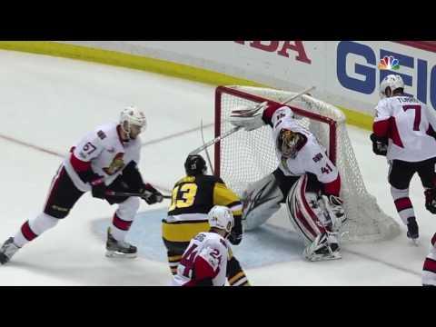 Ottawa Senators vs Pittsburgh Penguins : 05/21/2017 : (0-7) : Game 5 : Eastern Conference Final