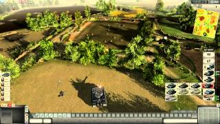 Men of War Assault Squad Online Battle #1 (HD)