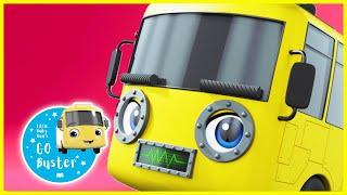 Evil ROBOT!!!   Kids Videos   GoBuster   Single Episode   Nursery Rhymes
