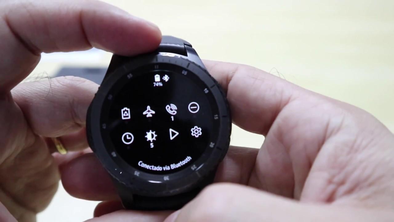 5618f9c673f Relógio Gear S3 da Samsung depois de 3 meses de uso - YouTube