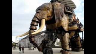 Machines of the Isle of Nantes: The Great Elephant