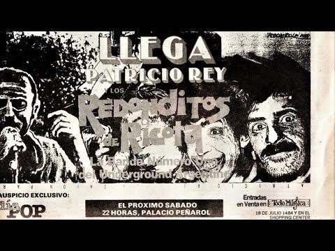 Yo no me cai del cielo - Los Redondos (Palacio Pe�arol, 22-07-1989) HD+