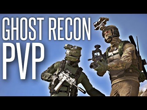GHOST WAR REVISITED - Ghost Recon Wildlands PVP ( New Operators, Maps, Modes)