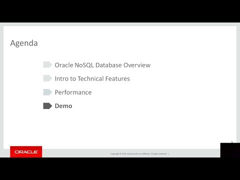 Learn about the Oracle NoSQL Database and its Features