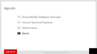 Learn about the Oracle NoSQL Database and its Features video thumbnail