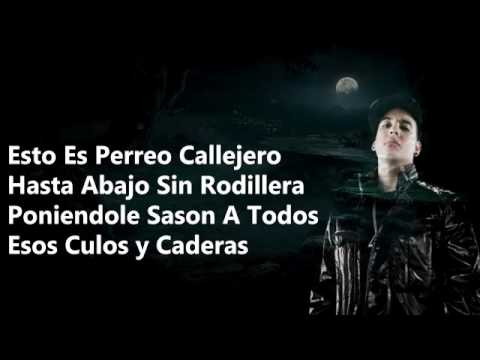 Don Omar ft  Daddy Yankee   Hasta Abajo Lyric Video